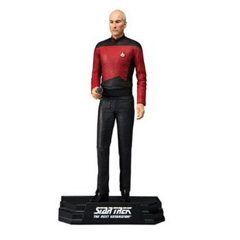 Star Trek Series 1 Captain Jean-Luc Picard Action Figuree